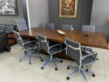 Wood Toplantı Masası