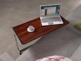 Clariss Geniş Laptop Masası Ceviz